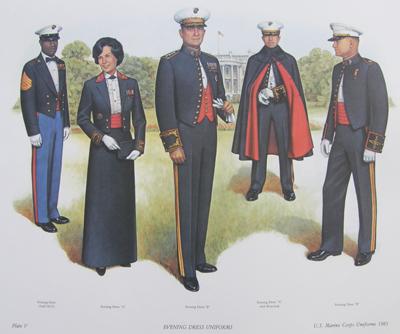 Uniforms & Buttons