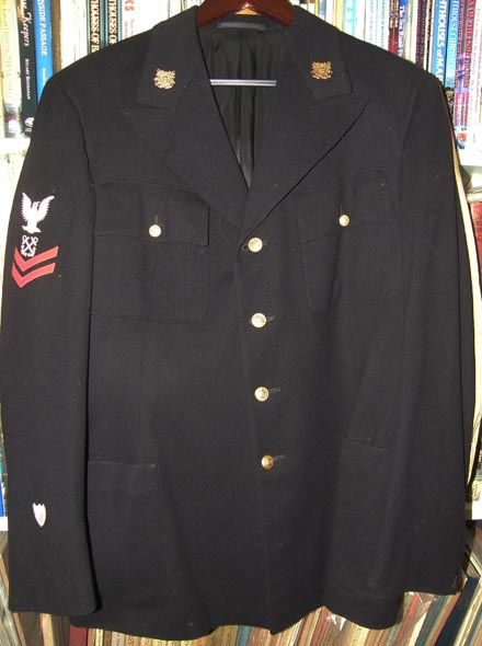 Petty Officer Third Class Uniform
