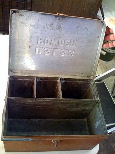 Plans To Build Gunpowder Storage Box Plans Pdf Plans